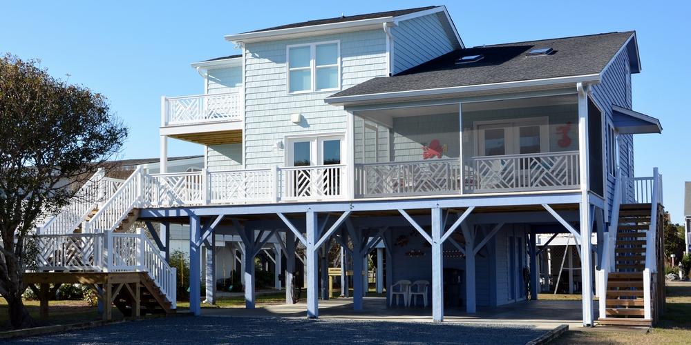 Carefree exteriors garage door repair myrtle beach for Long beach garage door repair